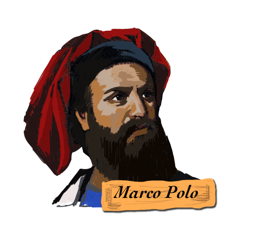 new arrival bd865 69d2c Marco Polo and the Silk Road: discovers, eng, explorers ...